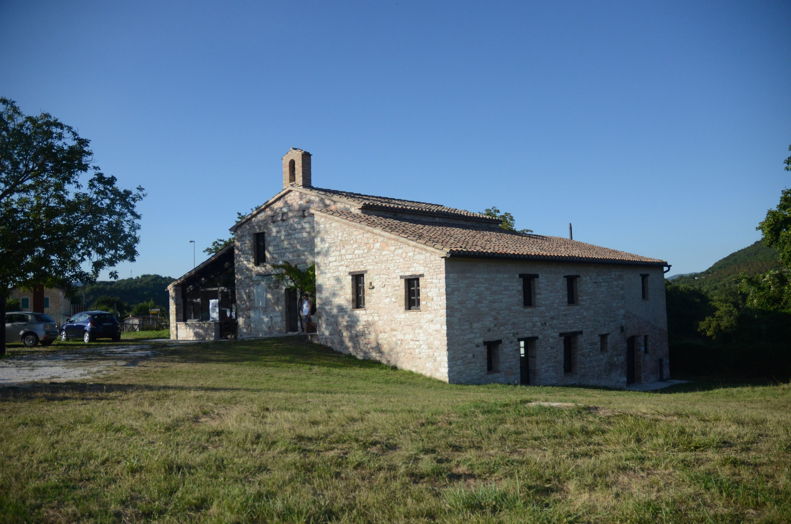 1. Archaeological  Museum and remains of the Roman town of Sentinum